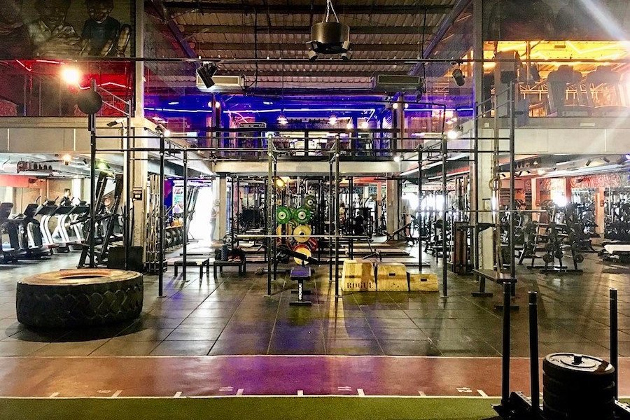 Warehouse Gym Dubai