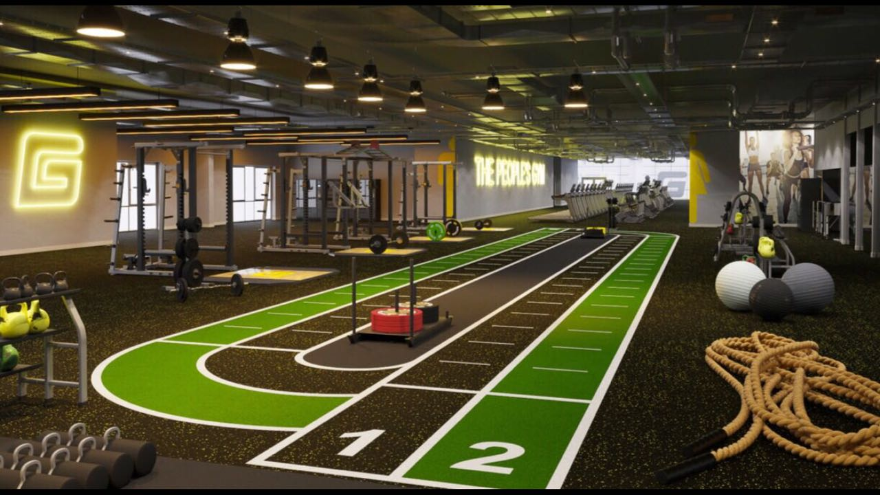 gymnation indoor in dubai